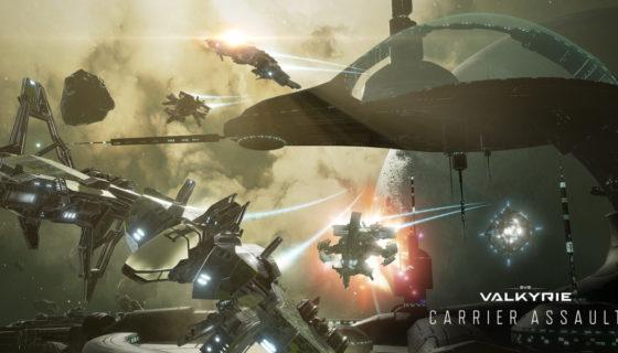 EVE Valkyrie: CCP kündigt Gratis-Update mit neuem Spielemodus und mehr an