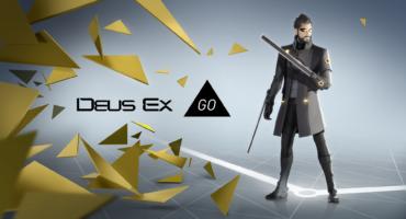 DEUS EX GO ab sofort erhältlich
