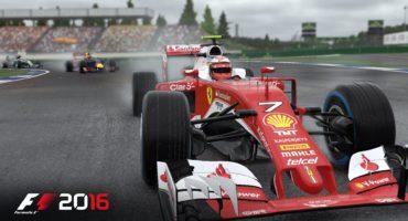 Xbox One Review: F1 2016 - Auf die Plätze, fertig, los