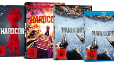 Blu-ray Film Review: Hardcore - Limited Steelbook