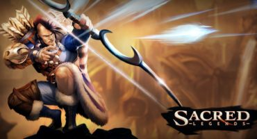 Sacred Legends - Jetzt im App-Store und bei Google Play verfügbar