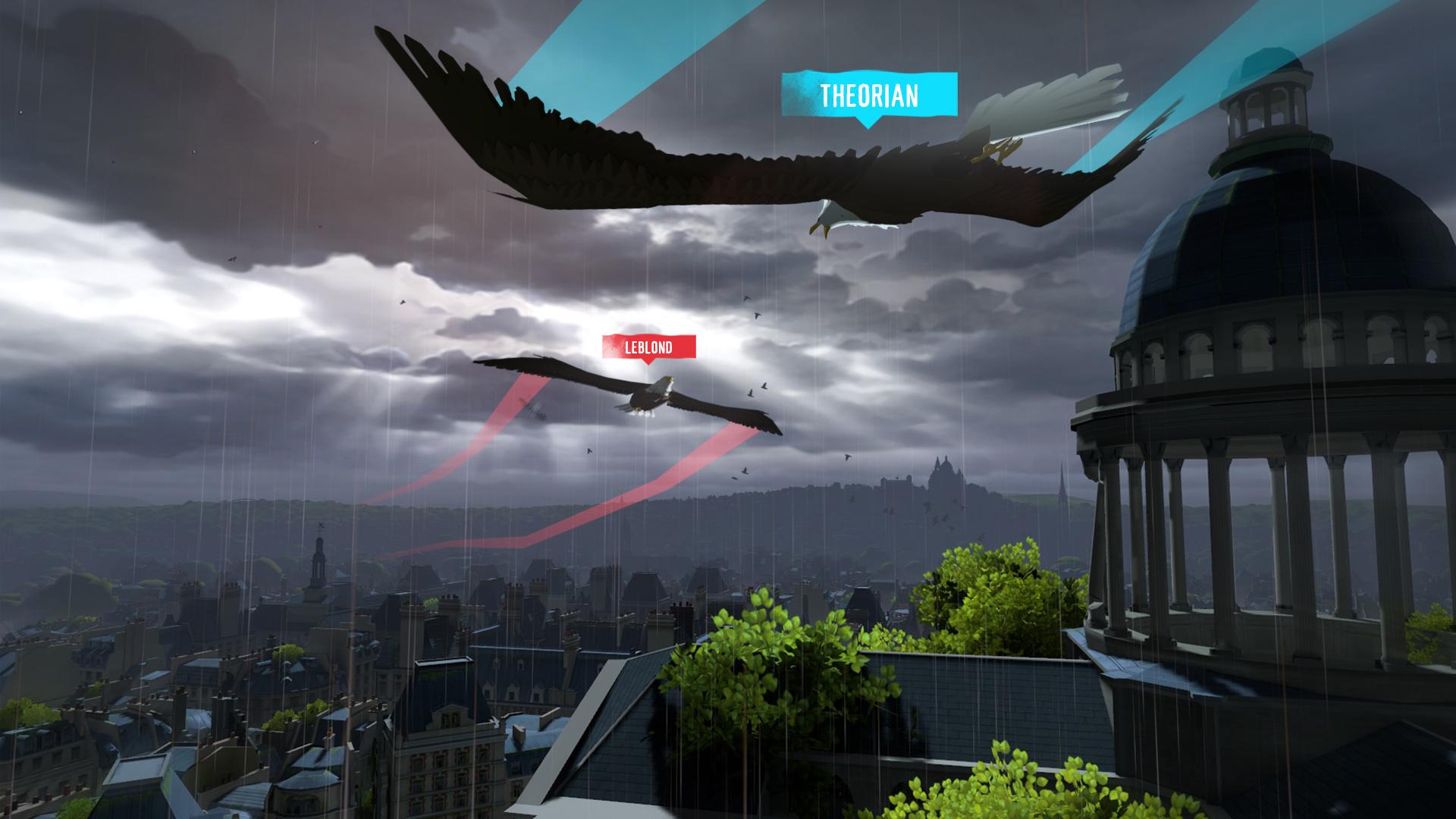 Mit Eagle Flight in die Lüfte schwingen - das erste Virtual-Realtiy-Spiel von Ubisoft