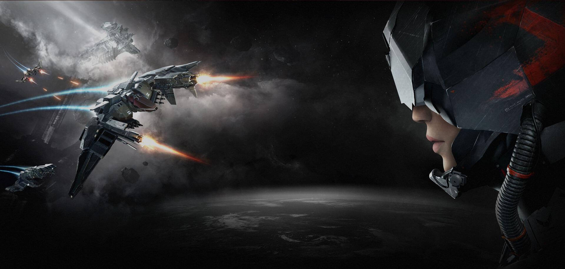 EVE: Valkyrie und Gunjack für PSVR ab sofort erhältlich