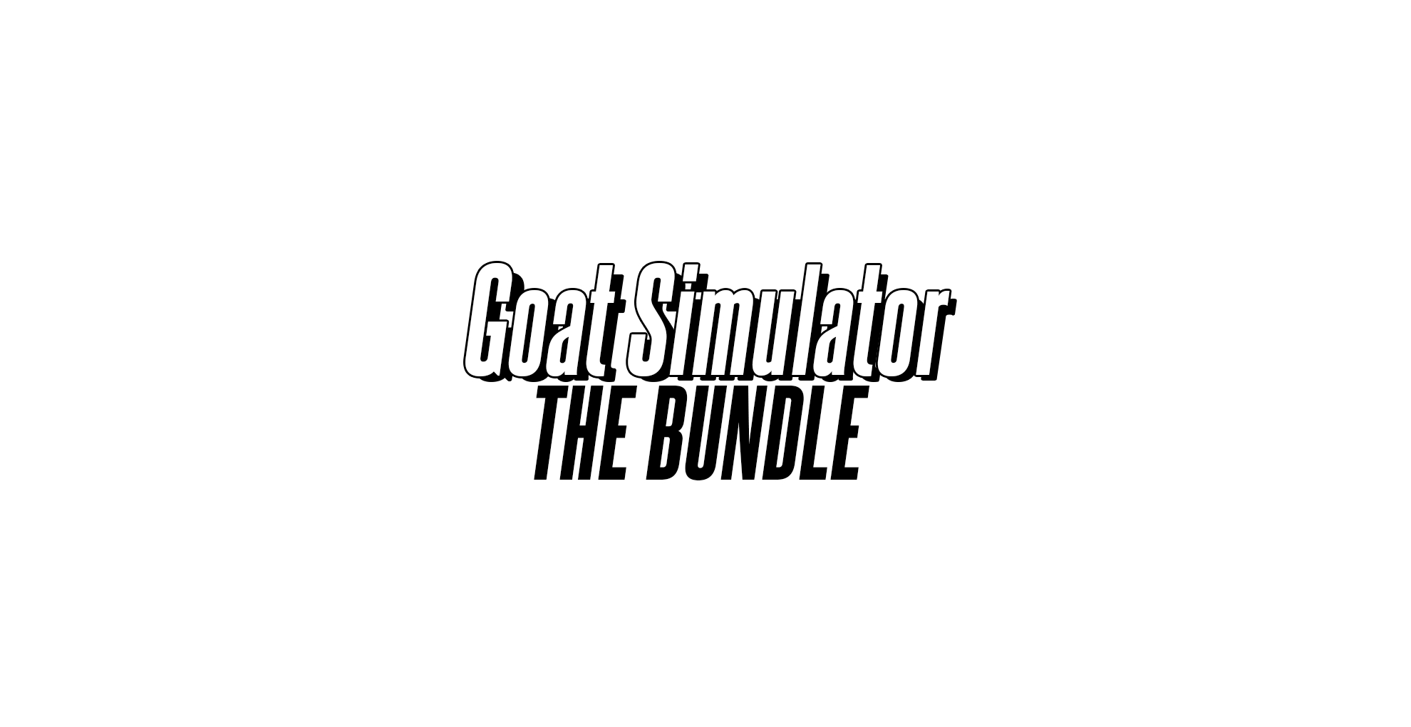 Goat Simulator: The Bundle für PlayStation 4 im Handel!