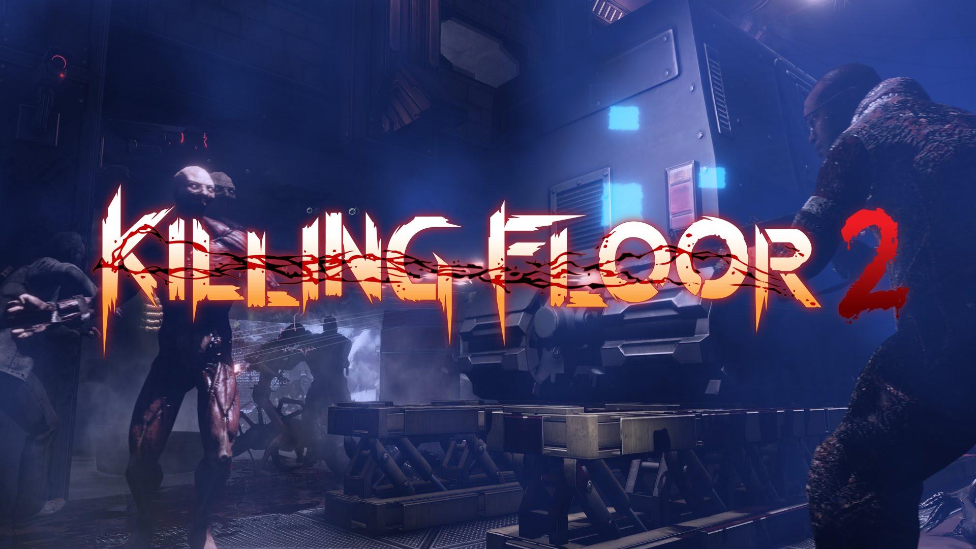 Killing Floor 2 erscheint erstmals für PlayStation 4 und PlayStation 4 Pro