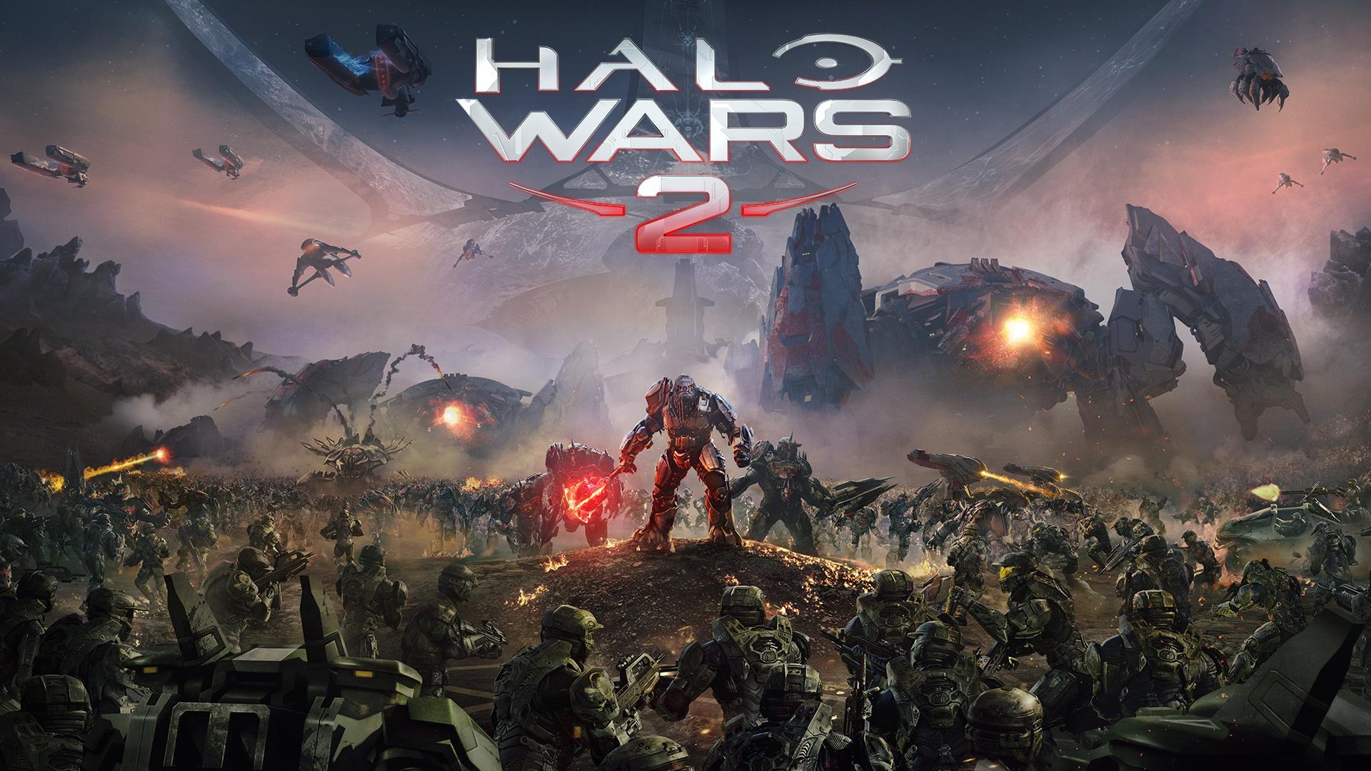 Halo Wars 2 Launch - Die Xbox wurde ins All geschickt
