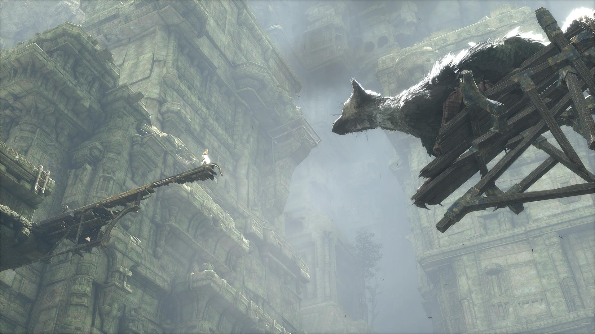 PS4 Pro, 4k im Test: The Last Guardian – Ein Meisterwerk der Freude?