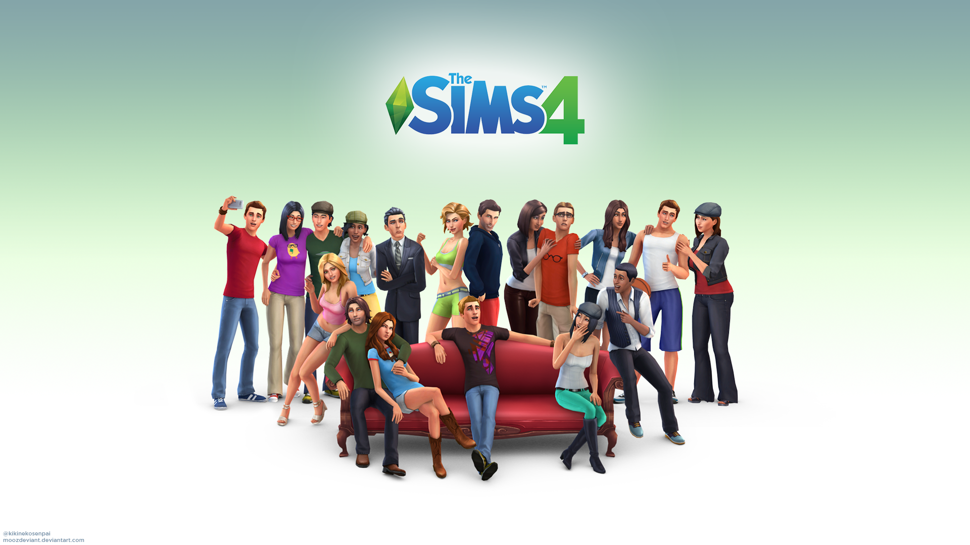 PC - Refresh Review 4K im Test: Die Sims 4
