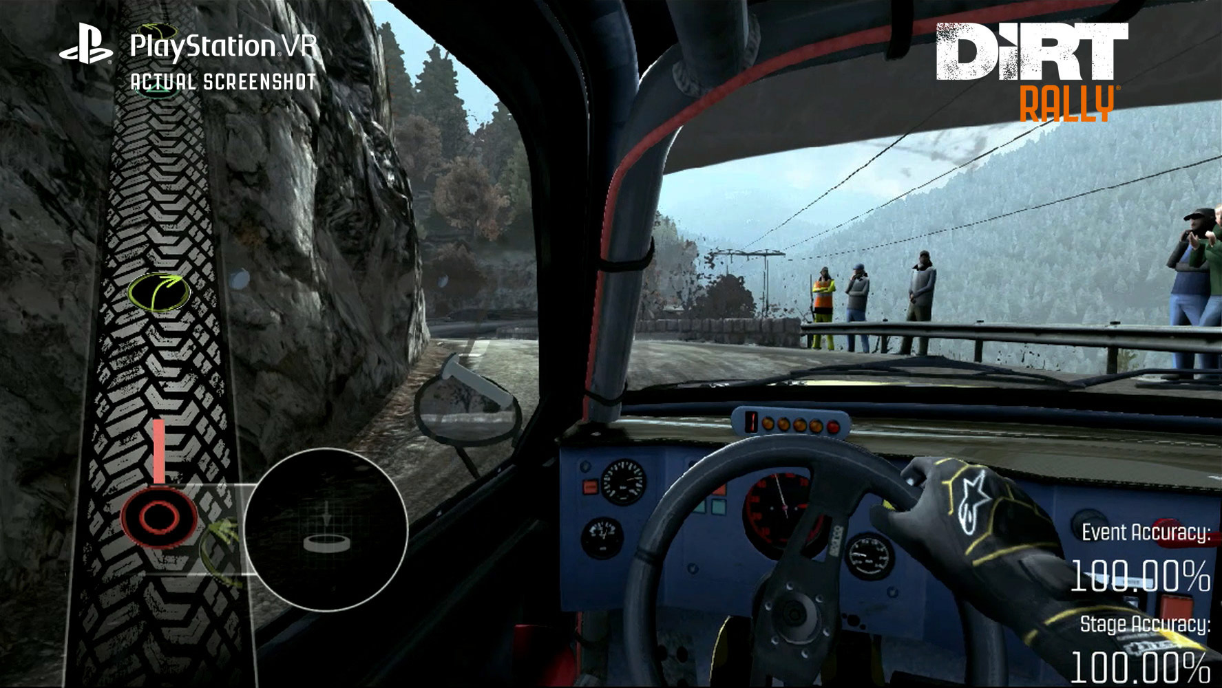 DiRT Rally - Ab sofort auch mit PlayStation VR