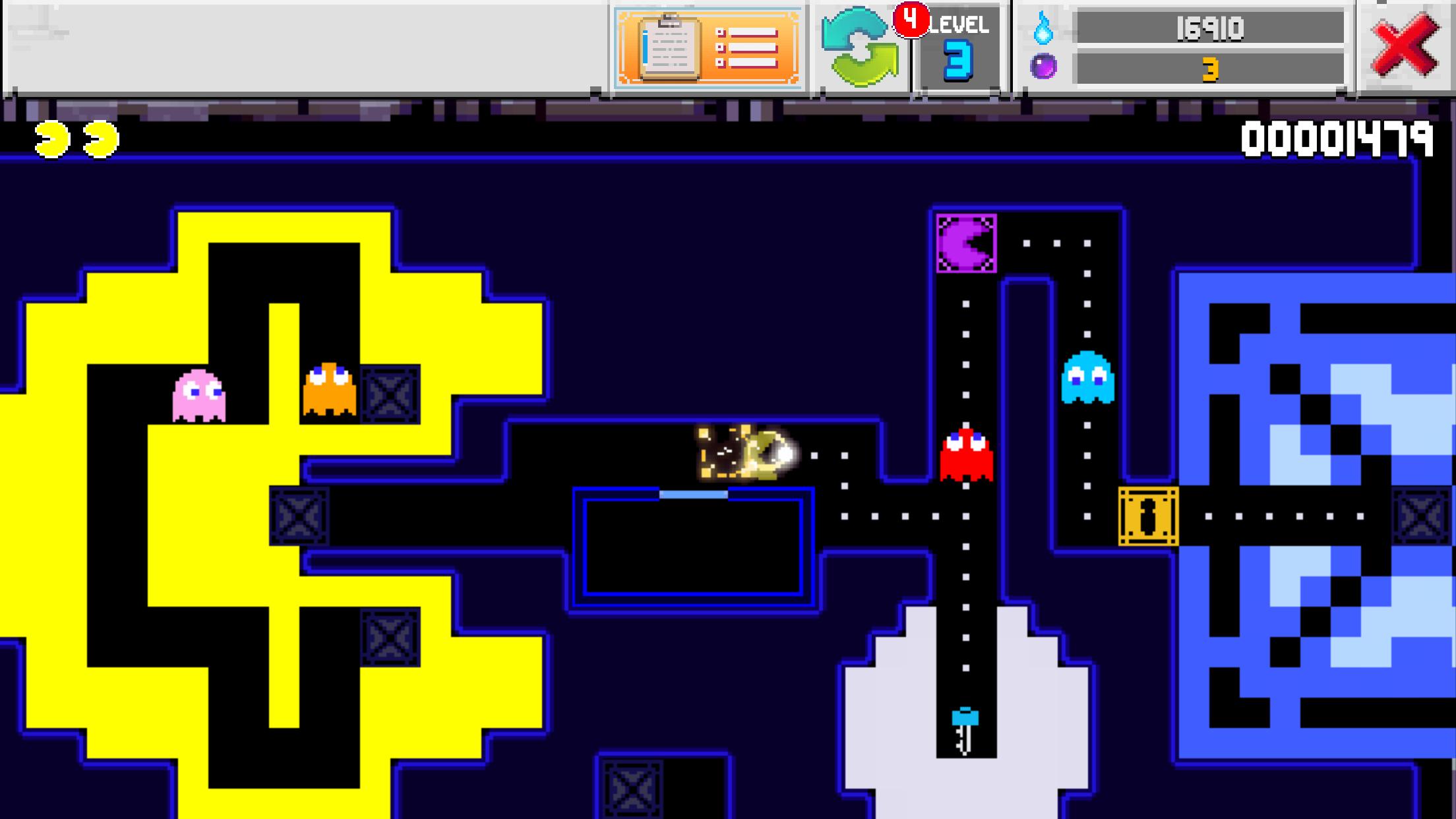 Pac-Man-Level - Mit The Sandbox Evolution gestalten